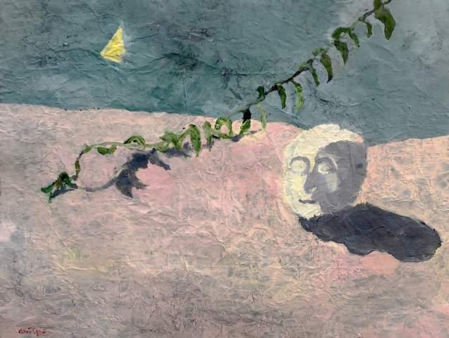 Maïlys Seydoux Dumas - La tête blanche