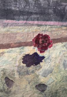 Maïlys Seydoux Dumas - Pivoine pomponnée