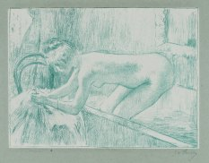 Georges William Thornley - Quinze lithographies d'après Degas - planche 11
