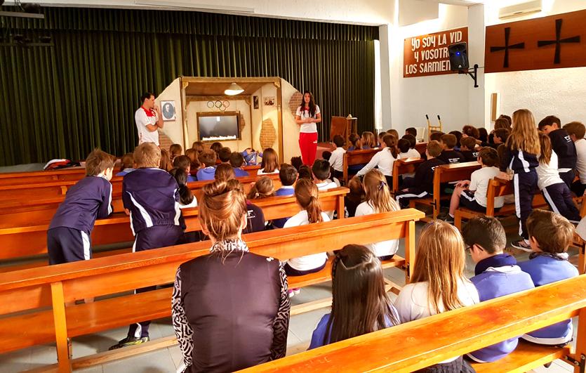 Proyecto-Héroes-Olímpicos-Colegio-Sagrada-Familia-de-Elda