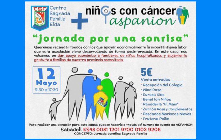 Jornada-por-una sonrisa-Aspanion-Colegio-Sagrada-Familia-de-Elda