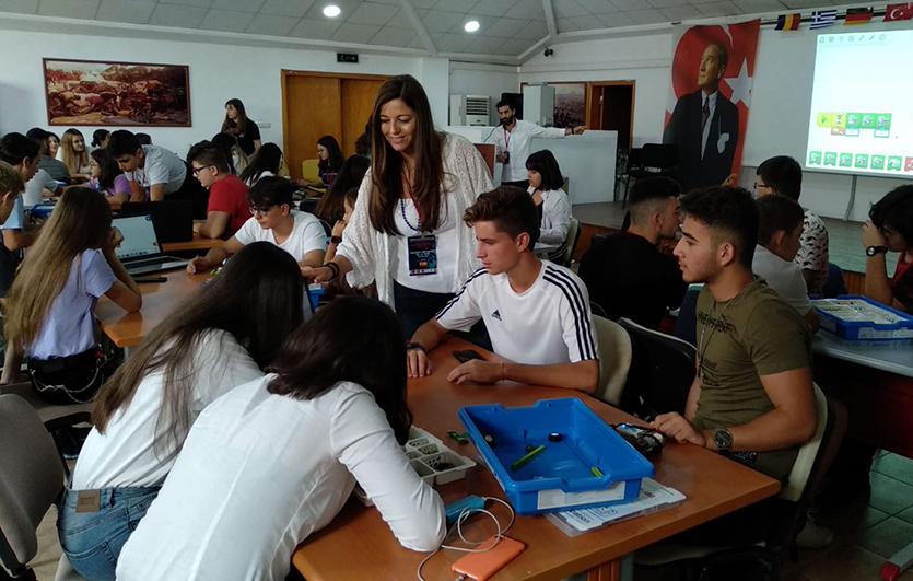 Erasmus+-Colegio-Sagrada-Familia-de-Elda-Turquía