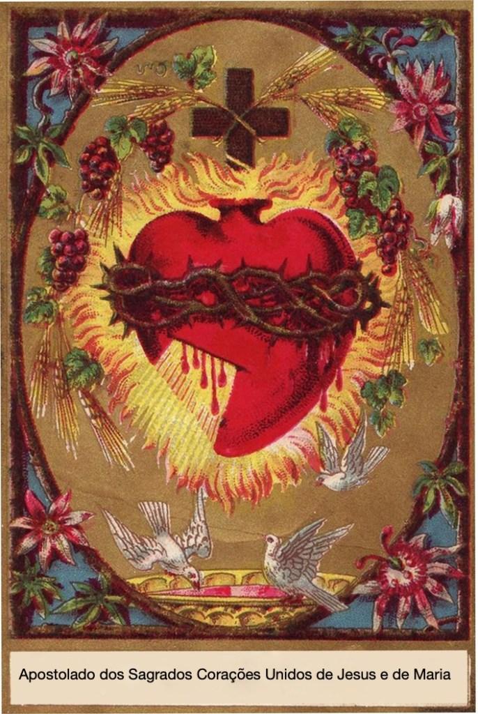 Orações de Preparação e Consagração Reparadora