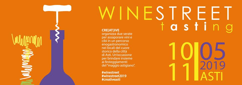 Evento Asti wine street tasting 2019 maggio