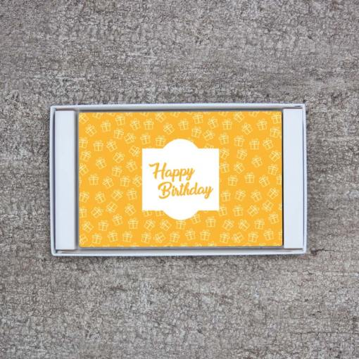 Fototafel - Happy Birthday