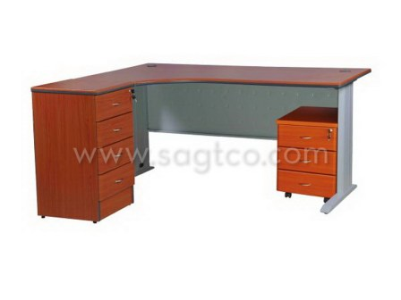 ofd_nova_sf--140--office_furniture_office_system_furniture--dbl_rob_160_deluxe_office_workstation_set_cherry