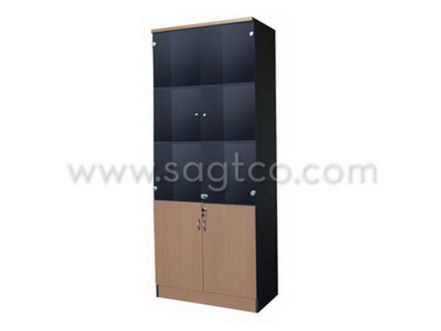 ofd_nova_sf--152--office_furniture_office_system_furniture--yb_sp_209_glass_door_bookshelf_beige_africa2