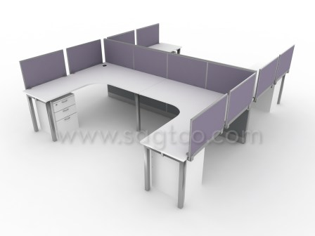 ofd_sagtco_wks--pangea-602--office_workstations_dubai_office_partitions_dubai--cluster_of_4_l_shaped