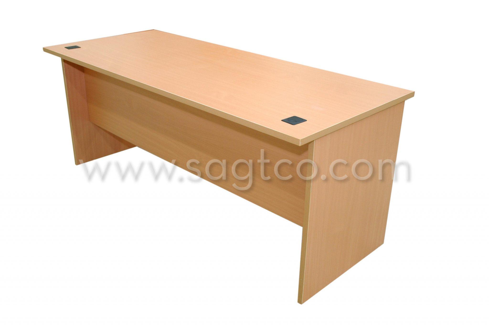 Office Table Beech Color 180cmLx75cmW A