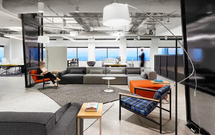 Aviva Digital Garage Offices – Toronto
