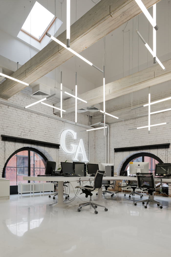 Gazeta Offices – Moscow