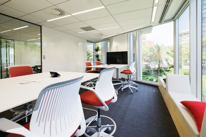Exin Holdings Offices – Barcelona