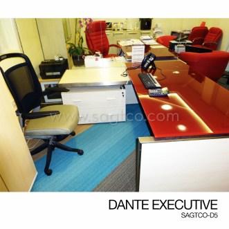 DANTE EXECUTIVE-SAGTCO-D5-2--OFD-EX-105