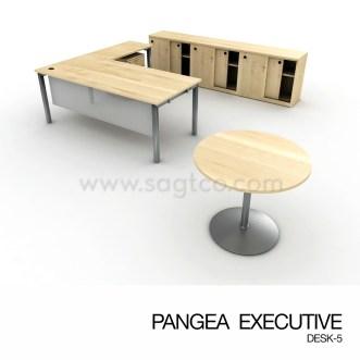 PANGEA EXECUTIVE DESK-5--OFD-EX-098