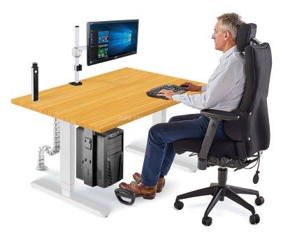 Pangea Adjustable Desk (OFD-HAD112)
