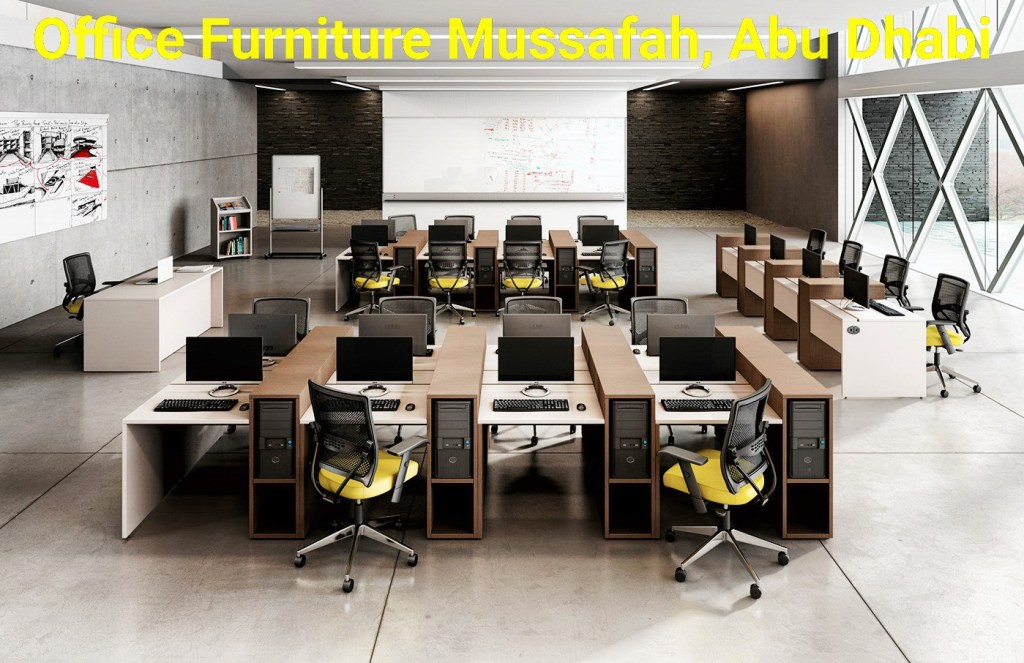 Office Furniture Mussafah, Abu Dhabi