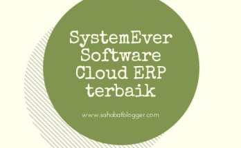 systemever software cloud ERP terbaik