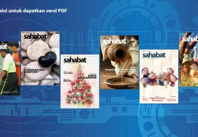 Majalah Sahabat PDF