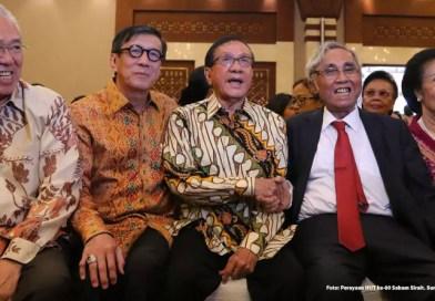 Sabam Sirait – Politik di bawah 7 Presiden