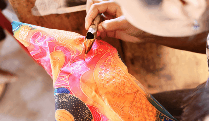 Jenis Jenis Batik Nusantara