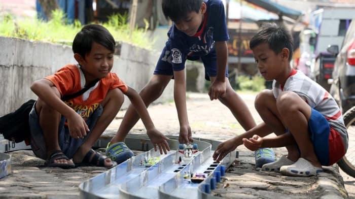 Permainan Masa Lalu Bermain Tamiya