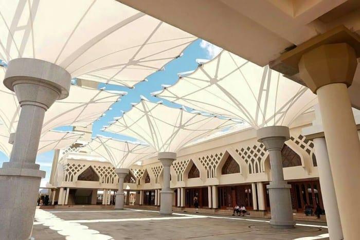 Wisata Balikpapan Islamic Centre Balikpapan
