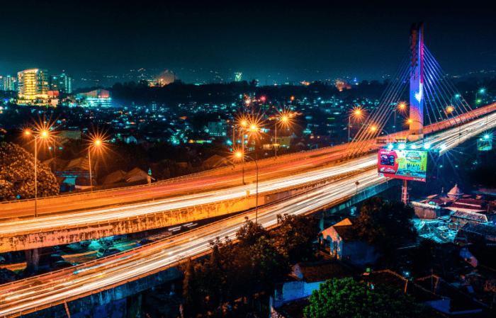 Kota Termaju, Terbaik, Terbersih, Terindah Bandung