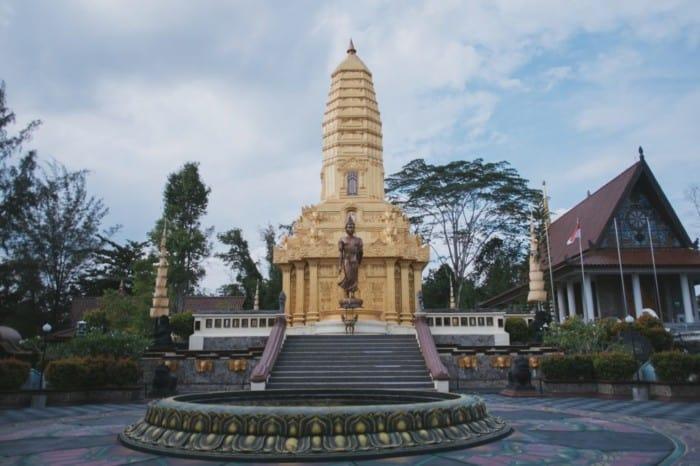 Wisata Balikpapan Mahavira Buddha Manggala