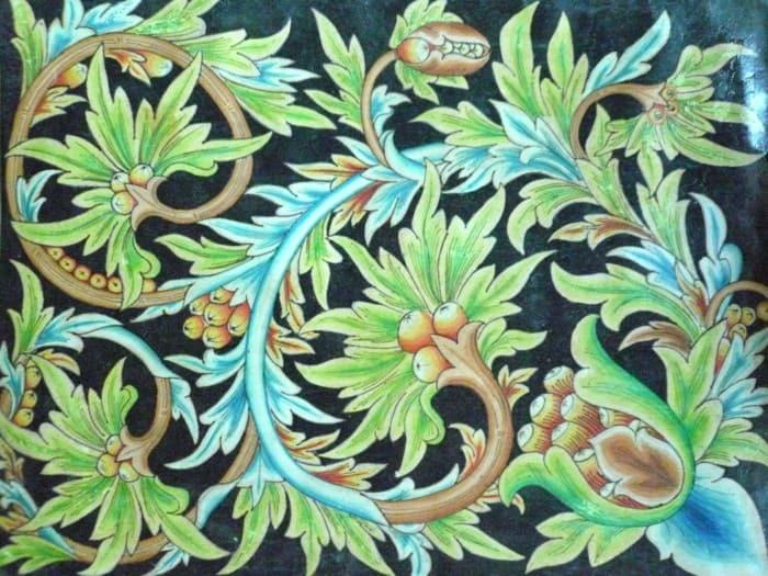 Model dan Jenis Motif Batik Jepara
