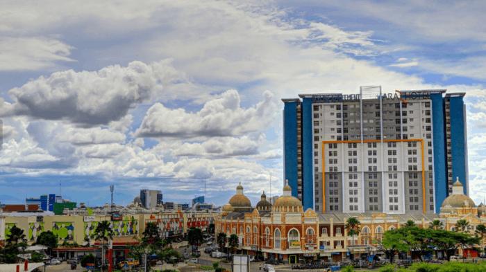 Kota Termaju, Terbaik, Terbersih, Terindah Tangerang