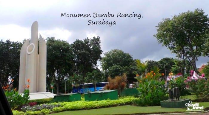 Taman Surabaya Taman Bambu Runcing