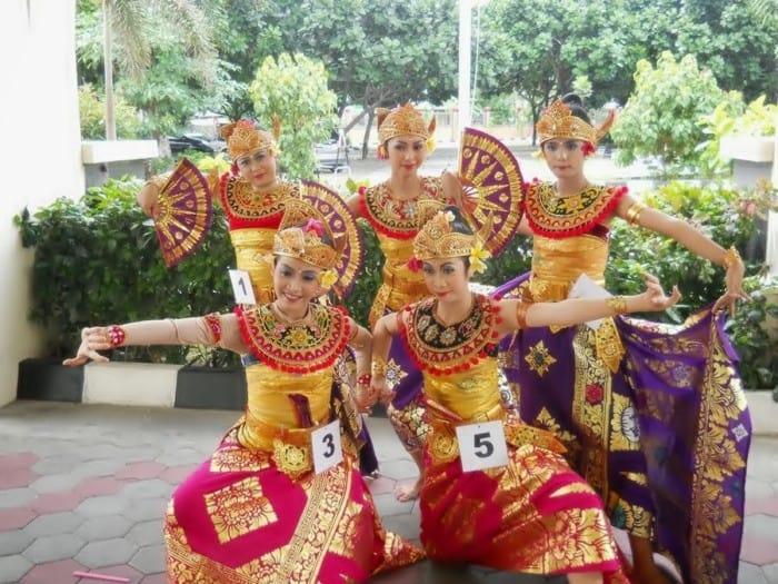 Jenis Tari Nusantara