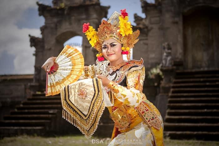Tari Tradisional Nusantara