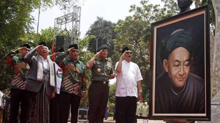 Semarak Hari Santri Nasional Indonesia
