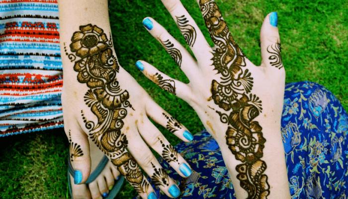 Sejarah Henna