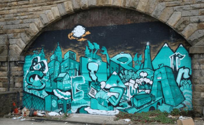 Grafiti Monster