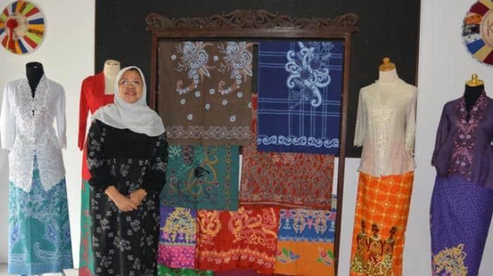 Batik Khas Balikpapan