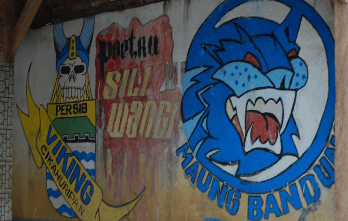 Grafiti Persib