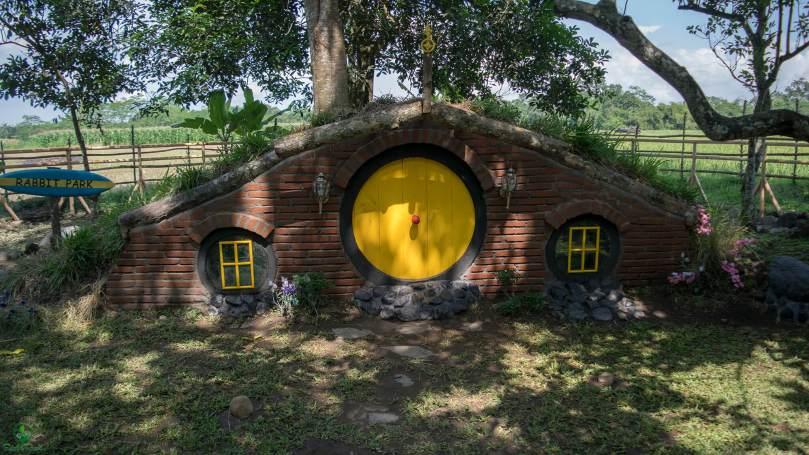 Rabbit Park Blitar Rumah Kelinci Ala Hobbit