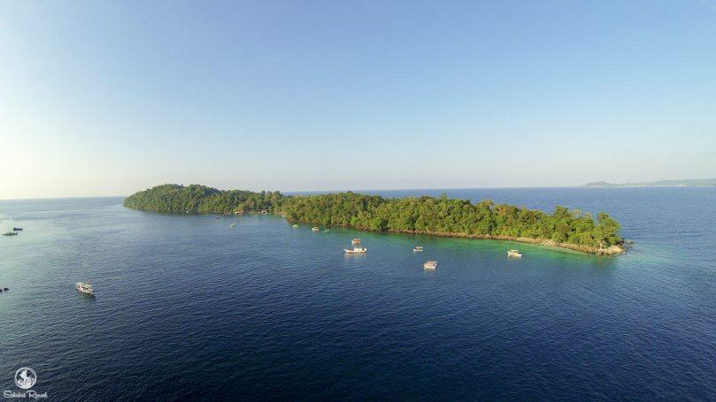 Pulau Rubiah : Menyelam di Pulau Sabang