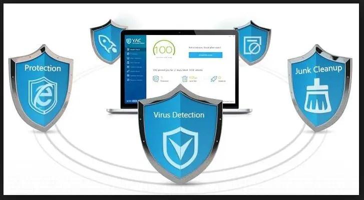 تطبيق تسريع وحماية yac للكمبيوتر