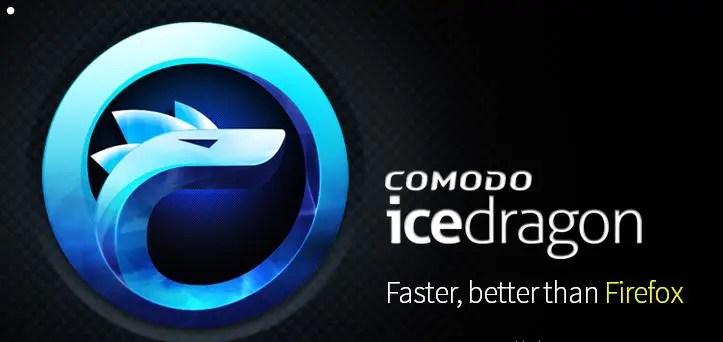 مميزات برنامج التصفح كومودو دراجون comodo dragon