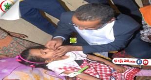 موريتانيا : حملة وطنية للكشف عن سوء التغذية وتوزيع فيتامين أ وعلاج الديدان المعوية