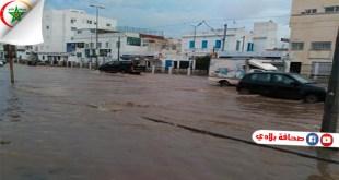 وزارة الداخلية التونسية تدعوا مستعملي الطريق إلى توخي الحذر