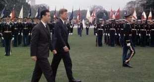 """""""بلياقة وشرف وإحترام"""" الولايات المتحدة الأمريكية تحتفي بالذكرى الـ 225 مع الجزائر"""