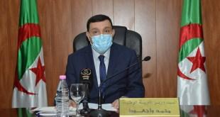 """"""" محمد واجعوط"""" يعلن عن انتهاء جميع الإجراءات اللازمة لاستقبال المترشحين في أحسن الظروف"""