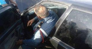 استئنافية أكادير تدين دركي تورط في دهس زميله أثناء قيامه بعمله بالسد القضائي