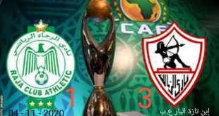 الشامبيانزليج الإفريقي : الرجاء المغربي يودع المسابقة