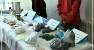 مصالح أمن وهران تنجح في الإطاحة بمروج خطير للمخدرات