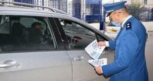 بادرة طيبة...مصالح أمن ولاية قسنطينة يطلق حملة تحسيسية لفائدة سائقي المركبات